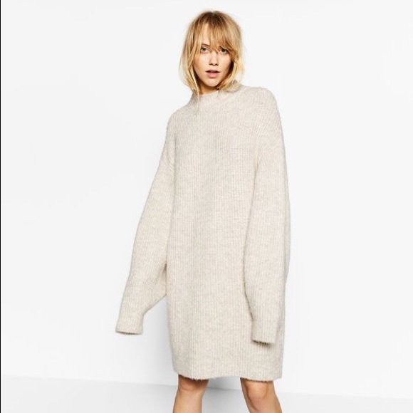 Zara Dresses & Skirts - ZARA knit dress